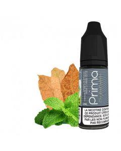 E LIQUIDE Tabac Menthol Prima- 10ml